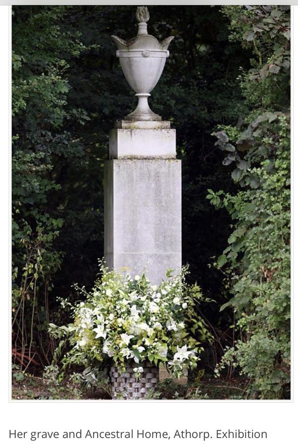 Is Princess Diana Buried Underground Quora