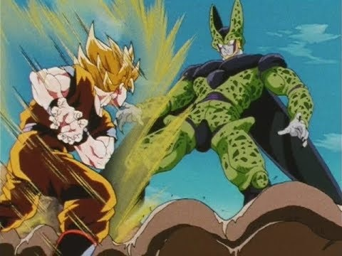 Why Didn T Goku Win In His Fight Against Cell Quora