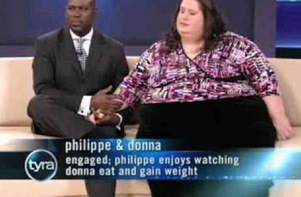 Fat White Girl Black Guy