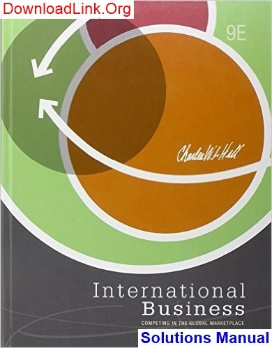 International Business By Daniels 12th Edition Pdf