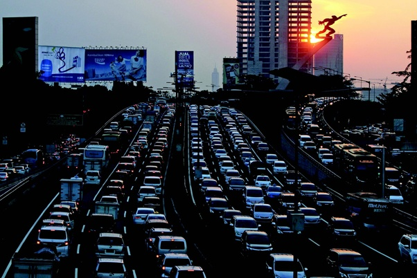 what is traffic congestion definition