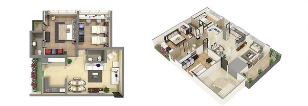 Which software do architect's use to make 3D floor plan? - Quora