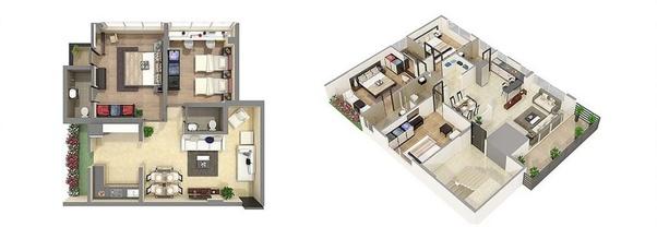 interior design software 3d rendering photoshop