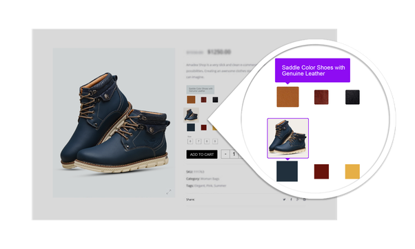 What are the best WooCommerce Variation Swatches for free