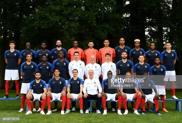 Why Does France National Football Team Has Large Number Of Black Players Compared To Other European Countries Quora