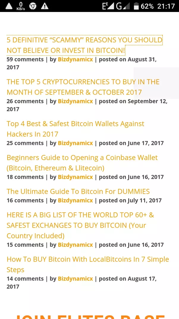 reasons to buy cryptocurrency