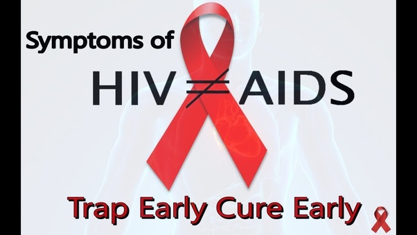 What are the symptoms of HIV? - Quora