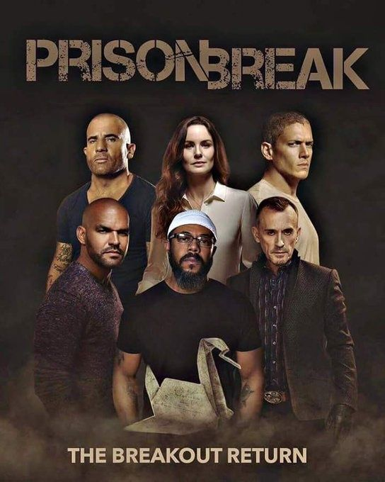 Prison Break Staffel 5 Bs