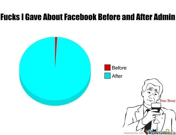 What are some hilarious 'Facebook admin' memes? - Quora
