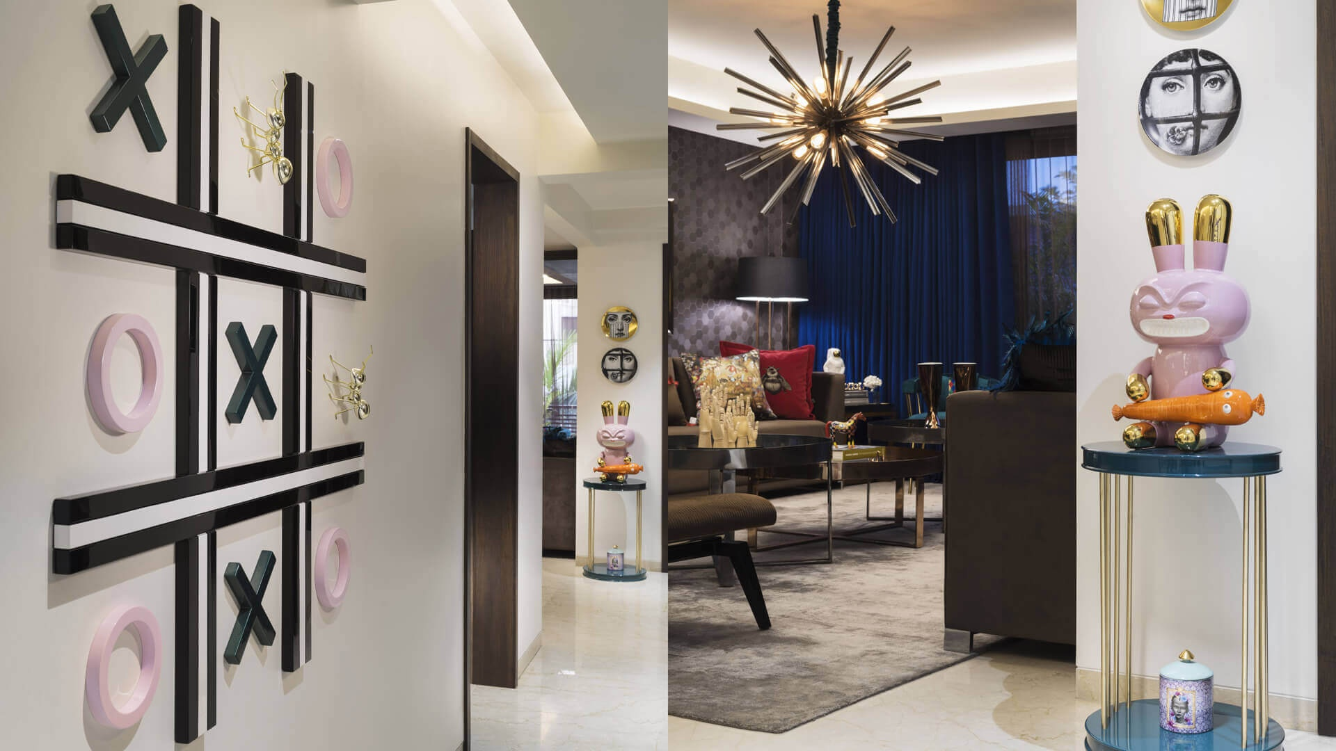 This widespread artistic flow has showered us with some amazing faces in the field of interior designing these geniuses do something that is totally