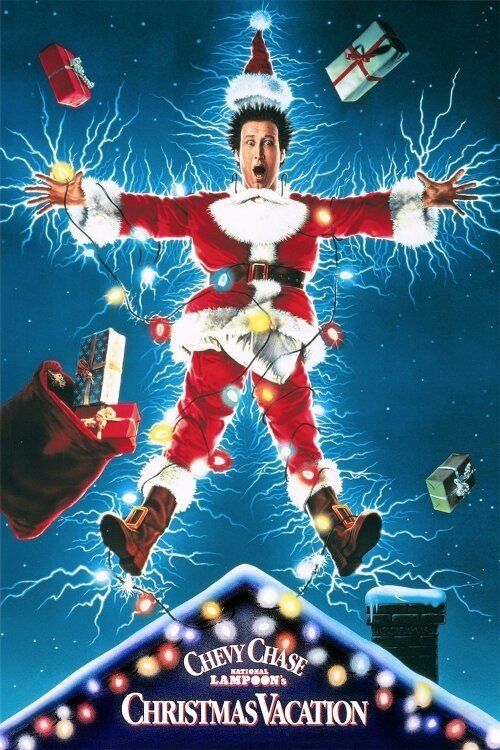 the griswold familys plans for a big family christmas predictably turn into a big disasterclark griswold is really into christmas and promises to make it - The Best Christmas Of All