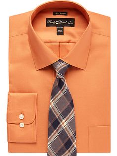 Basically Any Tone Of Orange Rust Which Is Darker Then Your Shirtor A Brown Or Navy With Muted Checks Stripesmotif Print Paisley