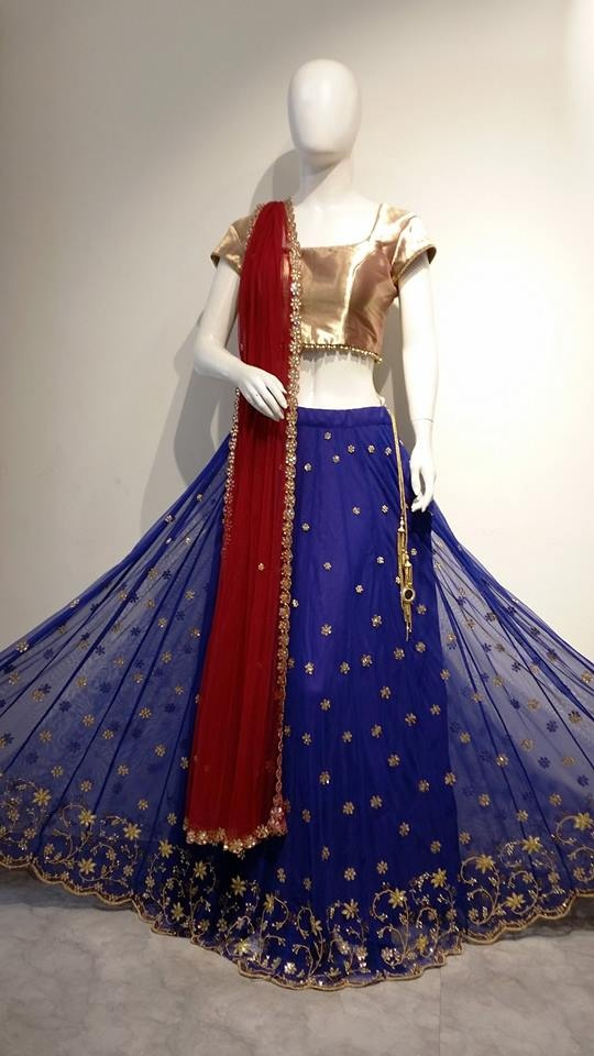 Are there any good Bridal Lehenga Stores for a budget of under 25k ...