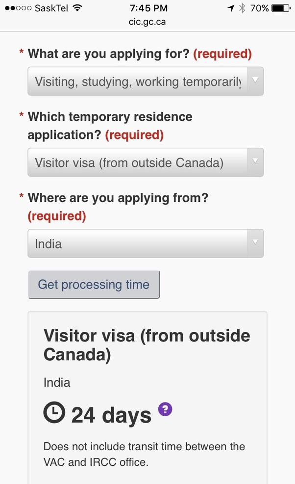 Whats the time in canada