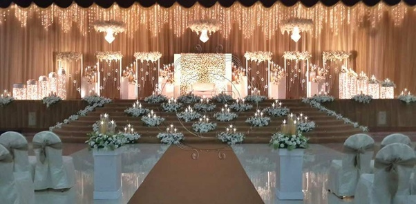 Wedding Decoration Cost Depends Upon The Theme Design And Market Price Of Raw Materials It Will Change Accordingly One Best Decorators