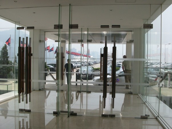 Building Entrance Doors