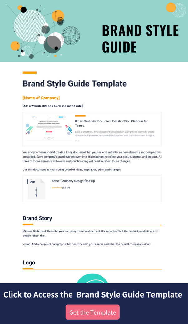 Brand Style Guide Template | What Is Preferred For Creating A Branding Style Guide Quora