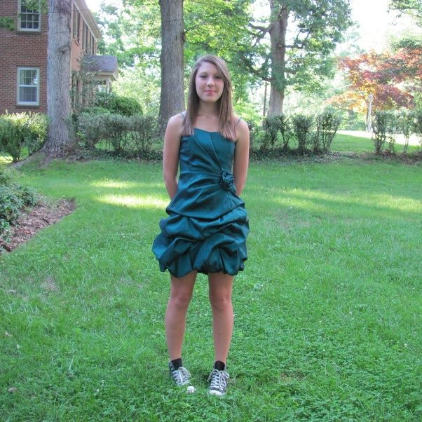 Prom Dress With Converseother Dressesdressesss
