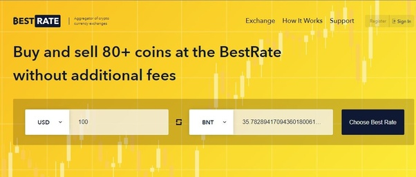 You Can Check Out This Service Bestrate It Show The Resulted Amount Instantly Comparing Best Exchange Rates From Top Exchanges