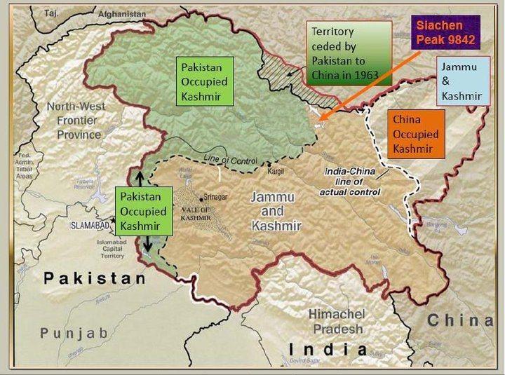 Does India share its land boundary with Afghanistan? - Quora on sri lanka border india, burma border india, ladakh border india, pakistan border india, tajikistan border india,