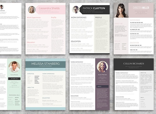 What Website Is Best For Making Resumes That Doesn T Involve
