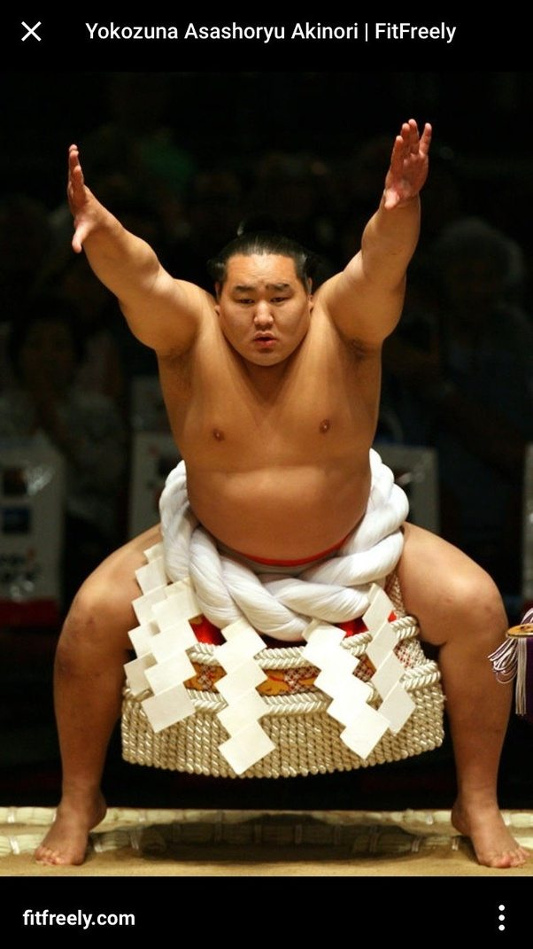 who is the most famous sumo wrestler quora. Black Bedroom Furniture Sets. Home Design Ideas