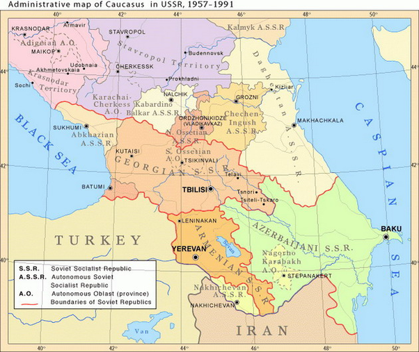 What is a peaceful constructive solution to the NagornoKarabakh