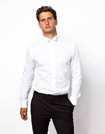 Which colour shirt is suitable for black pants? - Quora