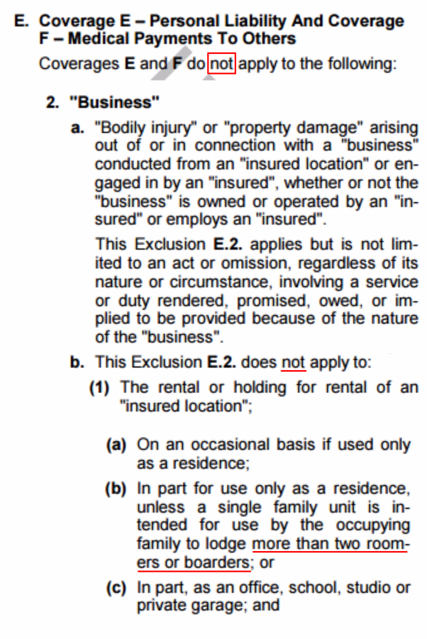can airbnb hosts require proof of homeowner s or liability insurance