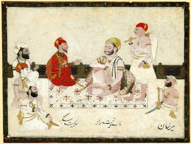 What were the relations between Sikhs and Marathas