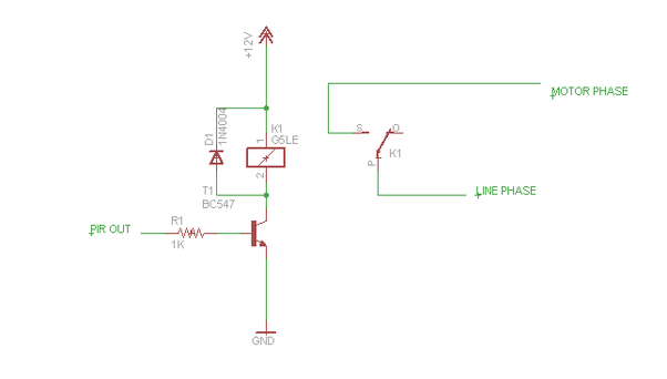 How to control 230 V AC motor using a microcontroller Quora