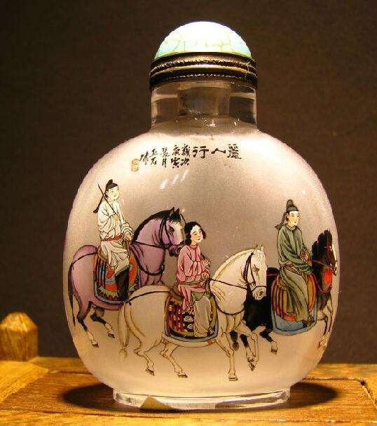 What Is/was The Purpose Of A Chinese Snuff Bottle?
