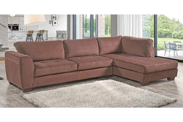 Which Is More Modern And Classy, Leather Or Fabric Sofas ...