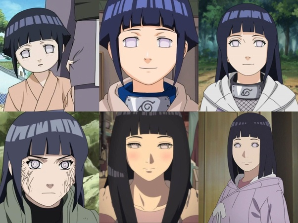 There Are A Lot Of People Selecting Hinata But Nobody Cares Sakura Wants To Be More Beautiful Than Ino While Hinata Just Wants To Be With Naruto