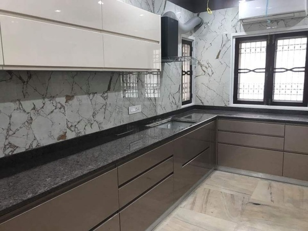 Where Can We Get The Best Modular Kitchen Design In Pune Quora