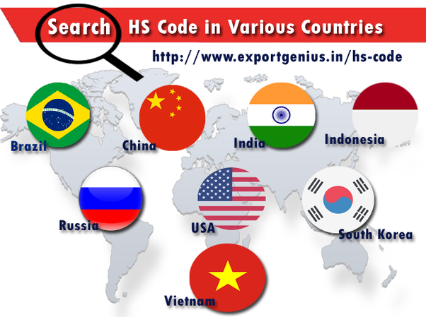 Is HS code different for all countries? - Quora
