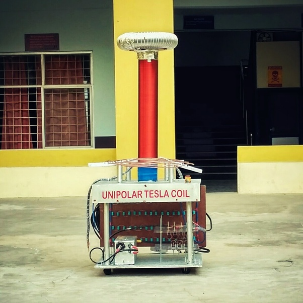 What number of turns are required for designing a Tesla coil? - Quora