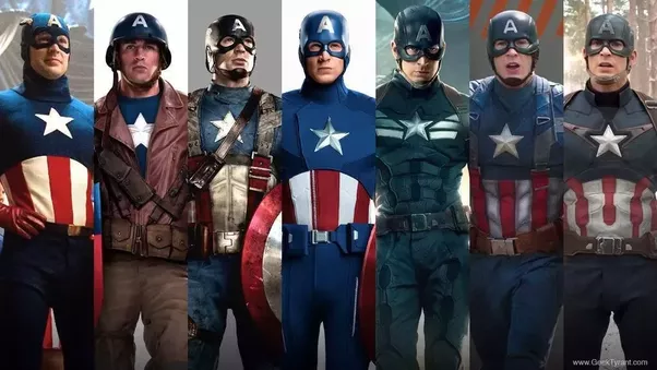 why was captain america s costume so bad in avengers quora