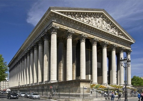 What is neoclical architecture? - Quora