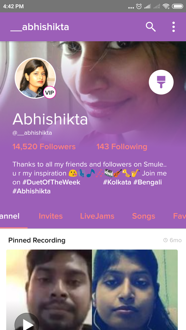 How to get more followers on Smule (singing app) - Quora