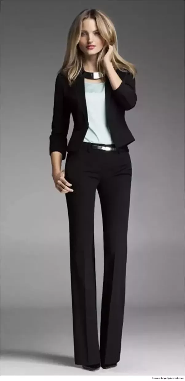 what defines business casual for women quora