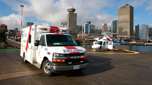 How much does it cost to ride in an ambulance? - Quora