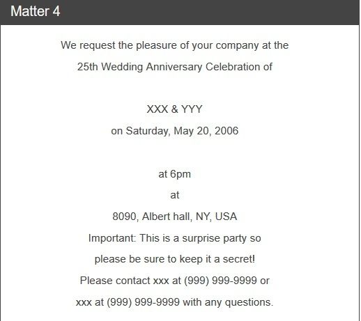 What Are Some Wedding Invitation Card Wordings To Give It To