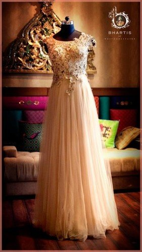 Who is a good wedding gown designer in Mumbai? - Quora