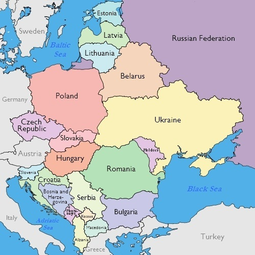 Why Is Nationalism Strong In Central And Eastern European - Western european countries