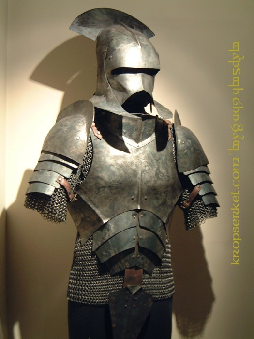 Lord Of The Rings Costume Design
