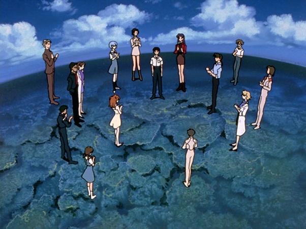 Risultati immagini per shinji applause
