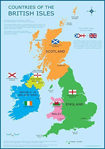 What Are The Uk Great Britain Britain And England And Which