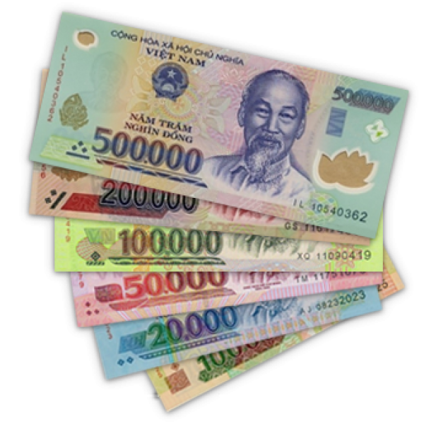 Indian Currency Into Vietnam