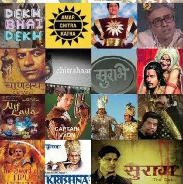 What are some of the best shows ever aired on Indian television that
